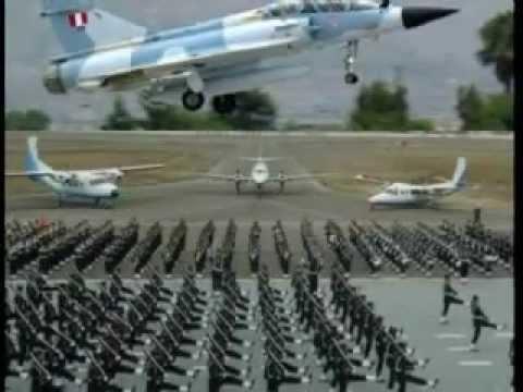 Perú se arma hasta los dientes,contra Chile en miras de la Haya 2012