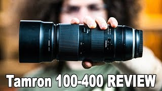 TAMRON 100-400 LENS REVIEW | GREAT for Sports, Wildlife, Nature & Photographers On A Budget