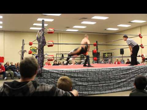UWC DJ Mario Valentino vs Nathan Avery October 13th 2012