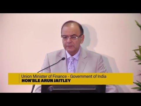 "Arun Jaitley speech on ""Re-imagining the Indian Economy"" at SP Jain Sydney Campus"