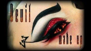 Halloween - Sexy Demon Makeup Tutorial ft. BH Cosmetics