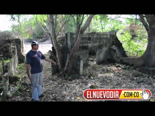 Hallazgo de cúpula entre las ruinas de Armero