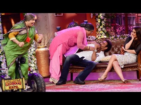 Kareena Kapoor  Ajay Devgan on Comedy Nights with Kapil 2nd...
