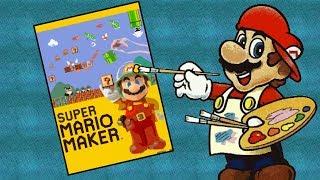 Super Mario Maker = Mario Paint?