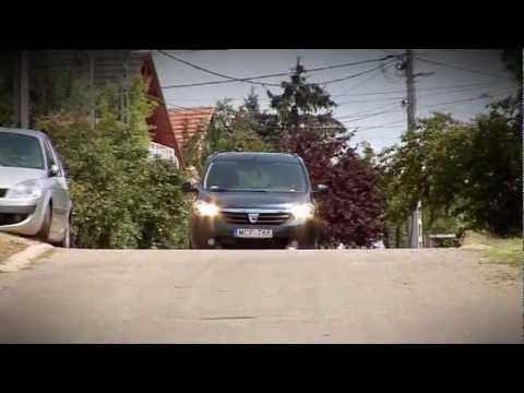 Autómánia - Dacia Lodgy 1.5dCi - 2012.08.11.