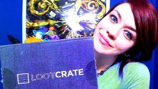 Lootcrate: Street Fighter edition! - IamChiib