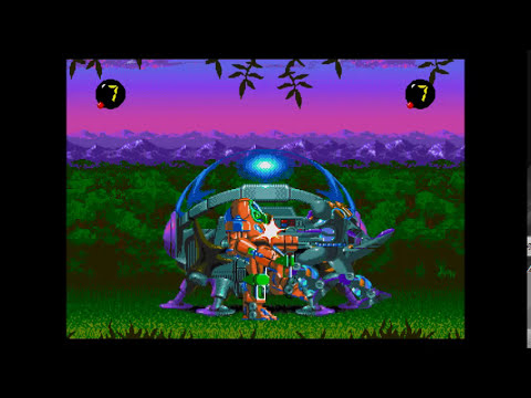Exo Squad  Music 26 x3 - Sega Genesis (Full Speed)