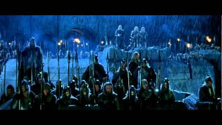 The LOTR - The Two Towers (Official Trailer 1 HD Blu Ray)