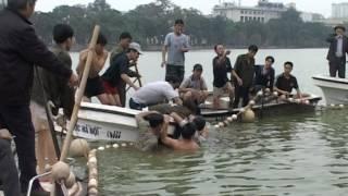 Tập đoàn KAT Group tiến hành lai bắt Cụ Rùa Hồ Hoàn Kiếm