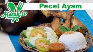 Pecel Ayam | resep #267