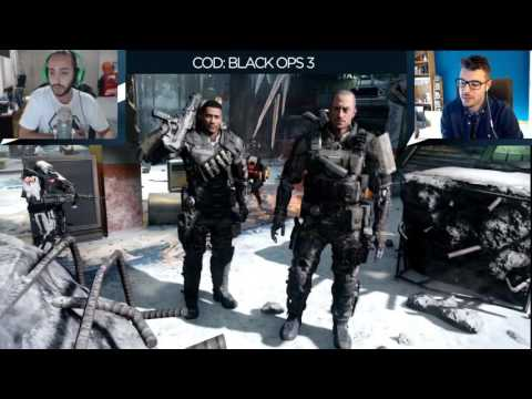 Call of Duty: Black Ops 3 - Everyeye.it Live Streaming