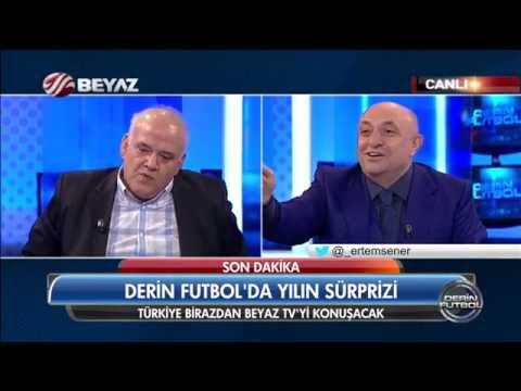 Ahmet Çakar Mala Vurma Muhabbeti Stüdyo koptu