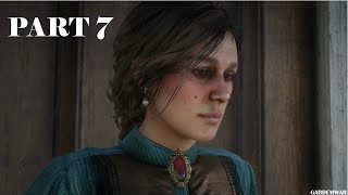 A Quiet Time - Red Dead Redemption 2 - Let's Play part 7
