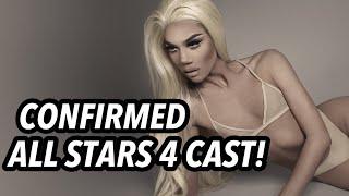 UPDATE! CONFIRMED ALL STARS 4 CAST & NEW TEA!