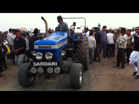 Jasvir Sekhon Tractor Tochan video