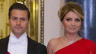 ¿Problemas en la pareja presidencial mexicana?