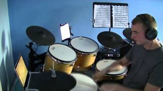 🎶 Bring Me the Horizon - Oh No - Drum Cover (DrummerMattUK)