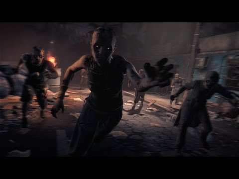Dying Light: Rooftop Zombie Killing - PAX South 2015