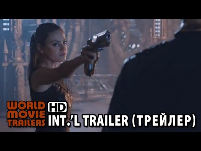 Jupiter Ascending International Trailer (2015) - Russia HD