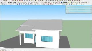 download lagu Sketchup 8 Modelo De Casa Popular Parte 02 gratis