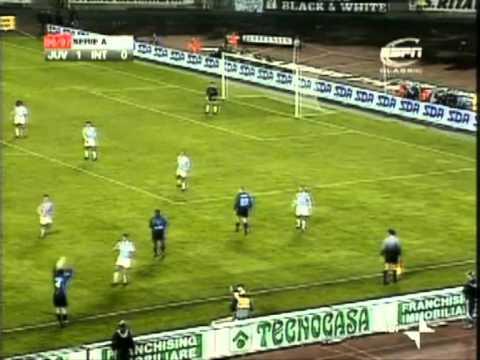 6° Giornata del Campionato 1996-1997 Goals : 40' V.Jugovic (JUVENTUS) 62' Z.Zidane (JUVENTUS)