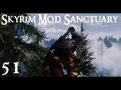 Skyrim Mod Sanctuary 51 : Instinctive Exploration and Skyrim Configurator