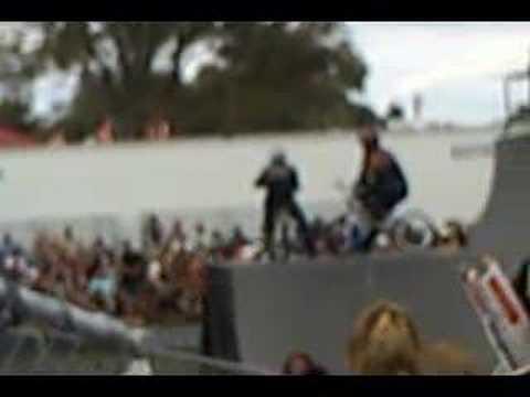 Strawberry Festival BMX, Skateboard, and Roller Blade Stunts