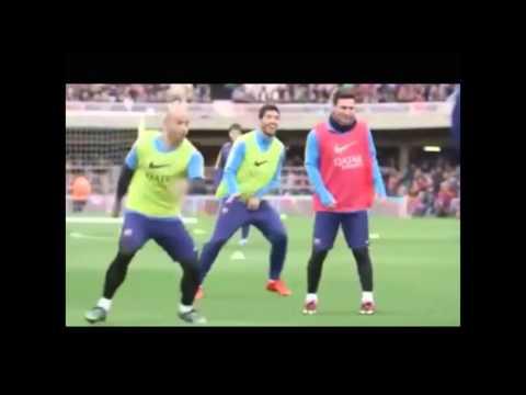 Todos sufren a Messi: ahora le tocó a Masche