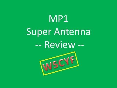Ham Radio-MP1 Super Antenna / User Review