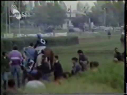 """Ljubičevske konjičke igre 1993. godina - trka """"Kostolac"""""""