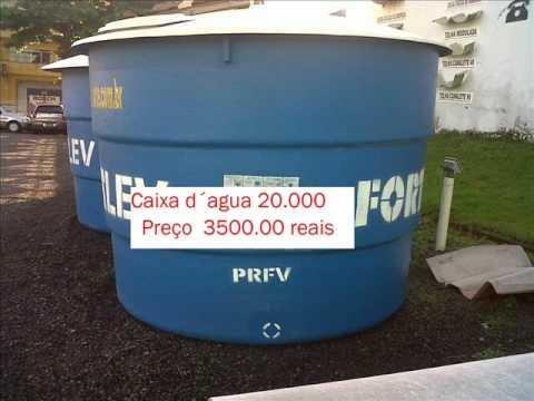 Reservatorio agua quente preço