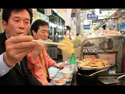 Wan Shot! Un vistazo a la comida coreana