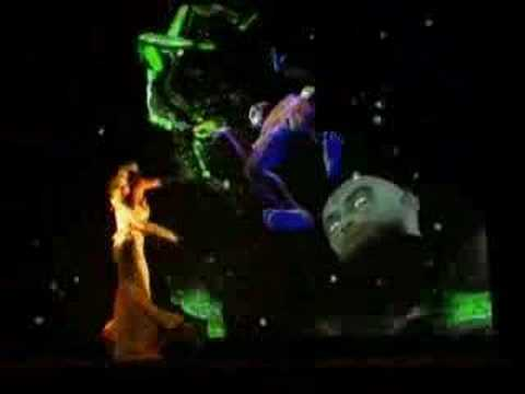AERIAL ( KATE BUSH) real time clip