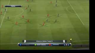 Pes 2013 Hugo Almeida final maçı Real Madrid