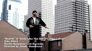 "Side Effect ""Beards"" & ""Gone Like The 80s (feat. Jake Lefco)"" OFFICIAL MUSIC"