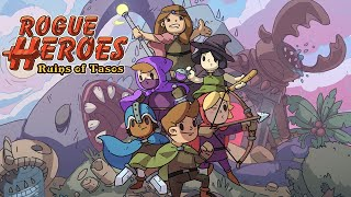 Rogue Heroes: Ruins of Tasos - Nintendo Switch Announcement Trailer