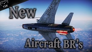 New Battle Ratings Aren't Fixing S**t!   War Thunder Discussion   Part 1: Aircraft