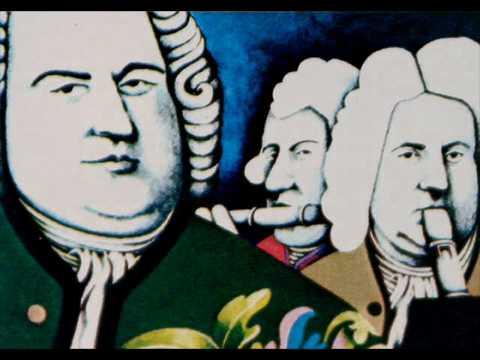 Иоганн Себастьян Бах - Бранденбургский концерт № 1 фа мажор (1721?)