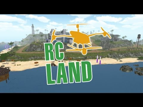 RC Land - Quadcopter FPV Race. Gameplay Android