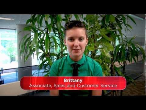 Brittany invites you to discover career opportunities at belairdirect