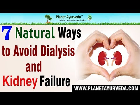 7 Natural Ways To Avoid Dialysis And Kidney Failure video