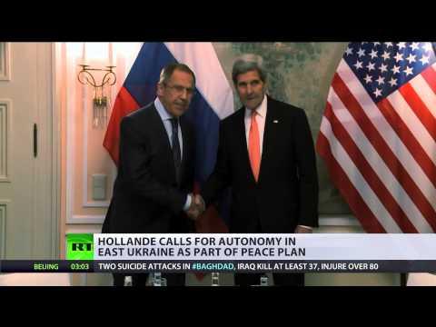 Munich Talks: Crisis in E. Ukraine tops Security Conference agenda
