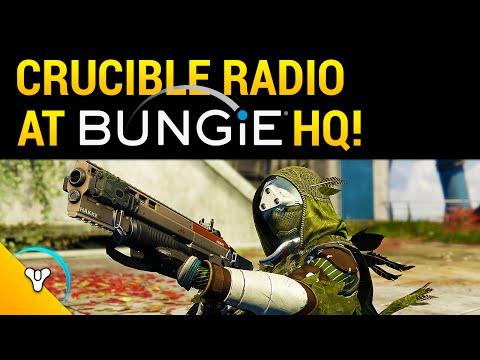 Crucible Radio Goes to Bungie (Ep. 21)