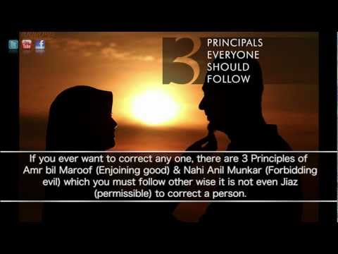 husband and wife relationship in islam by mufti menk
