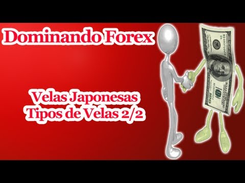 Curso Forex Gratis: Tipos de Velas Japonesas 2/2