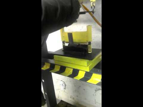 Presse hydraulique maison