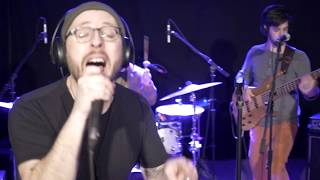 """Adam and the Flood perform """"Purple Heart"""" LIVE with the Mackie DL32S Mixer"""
