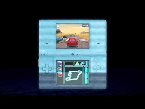 Cars 2: The Video Game –  New HD Nintendo DS video game trailer