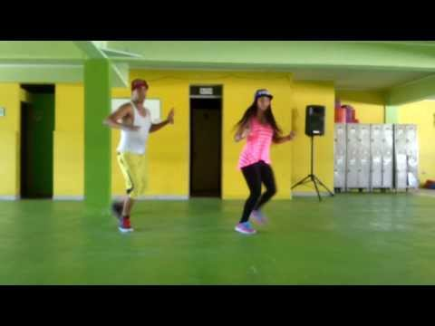 Bouje Zumba San Joaquin video