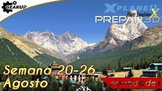 Novedades Simulación | 26 de Agosto | En español
